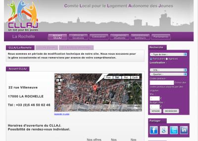 CLLAJ La Rochelle