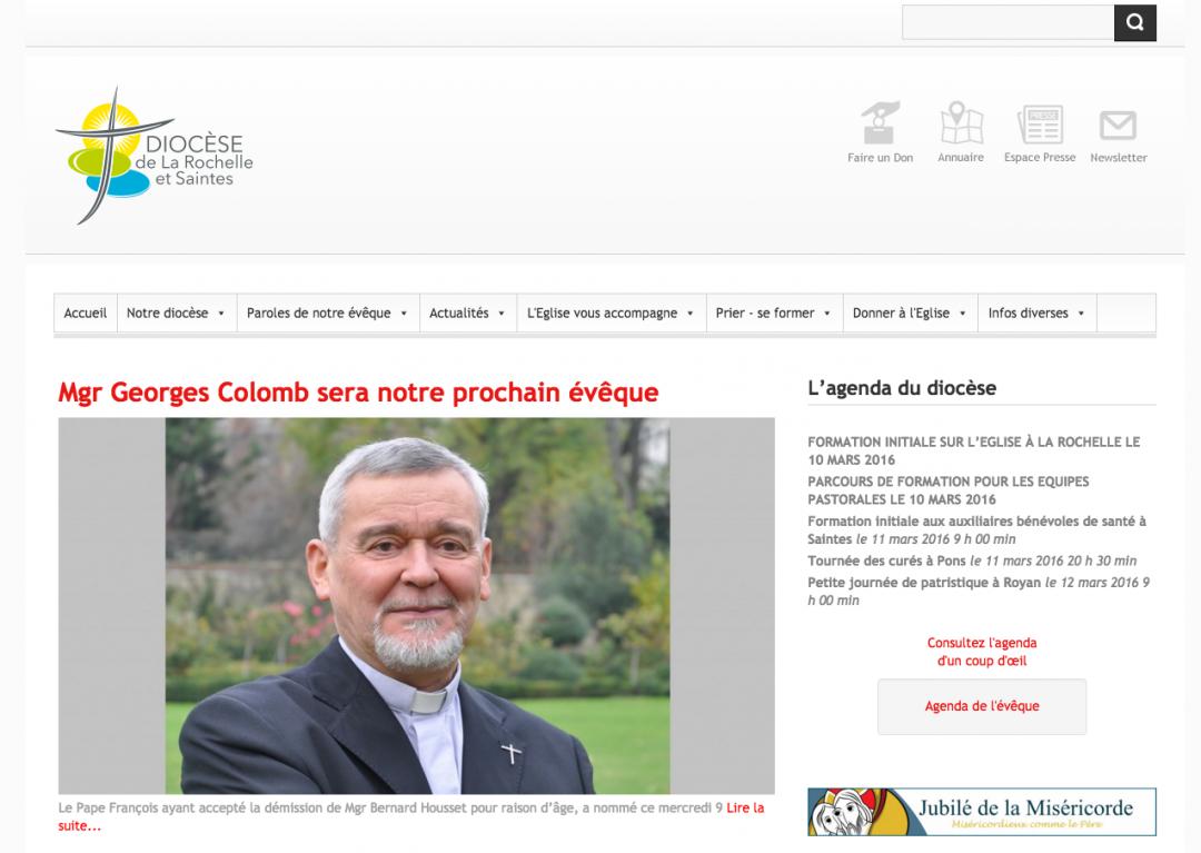 Diocèse de La Rochelle