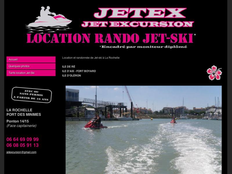 Jetex La Rochelle