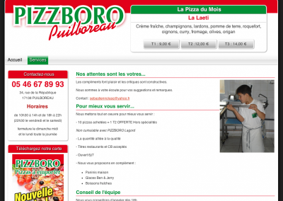 Pizzboro